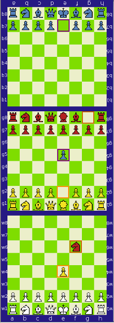 Alice Guard Chess - Chess Variants Wiki